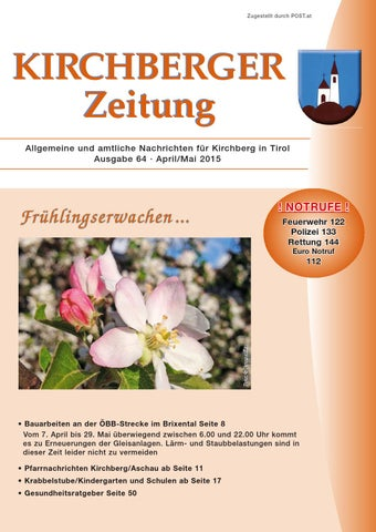Kontaktanzeigen Kirchberg in Tirol   Locanto Dating