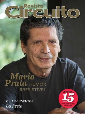 eb5b003e5f Edição 184 by Revista Circuito - issuu