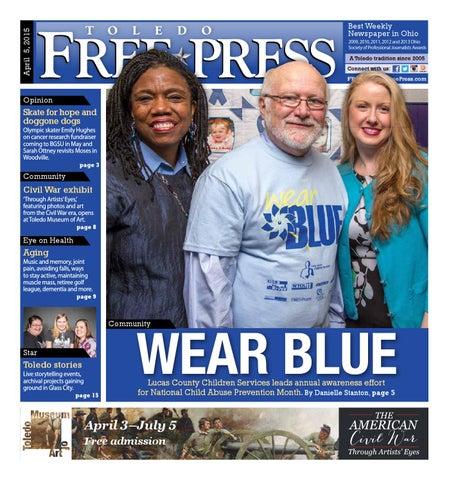 4564684655e9 Toledo Free Press - April 5