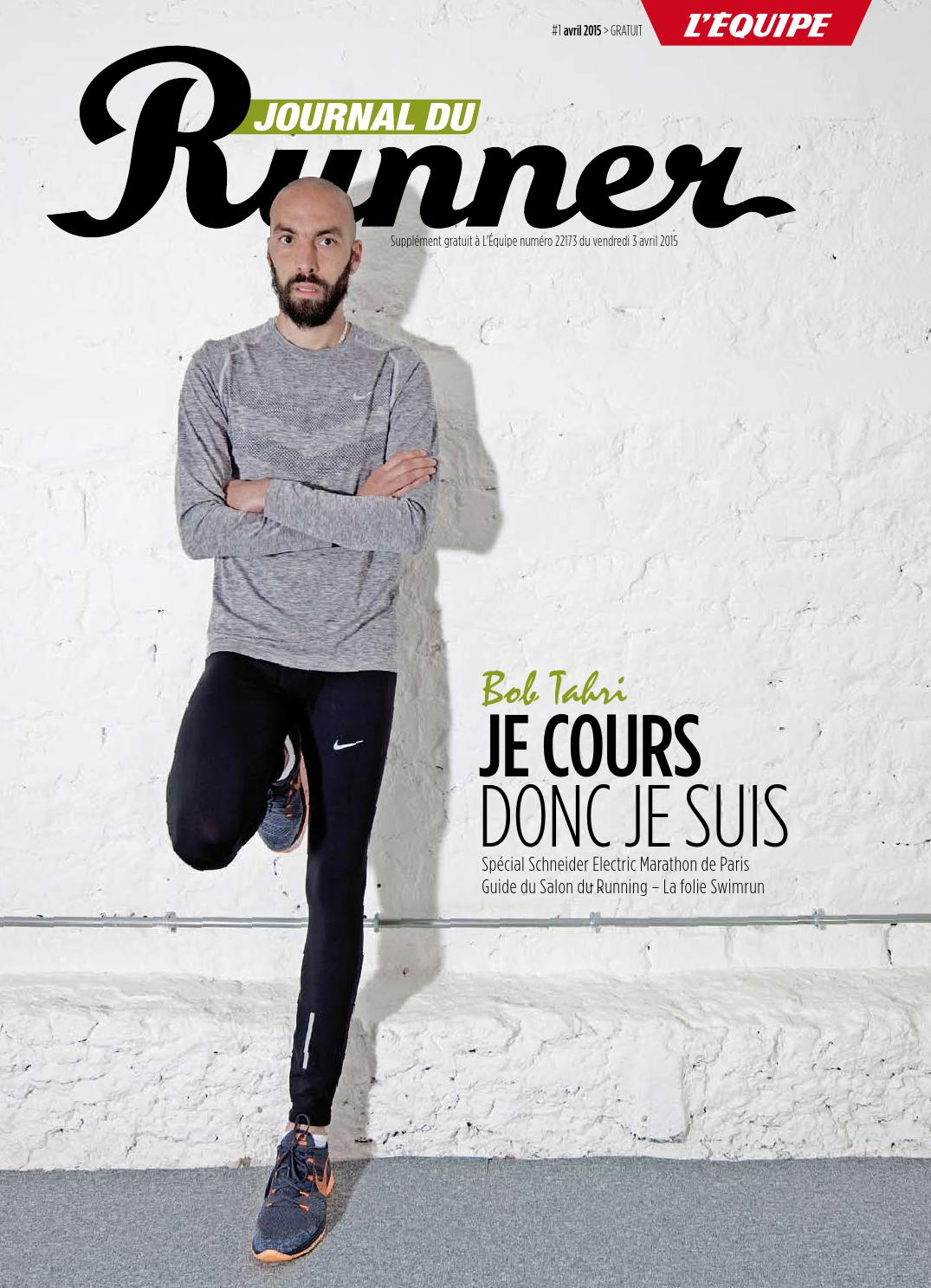 Journal du Runner n°1 by Journal du Runner - issuu 3b0788fc257