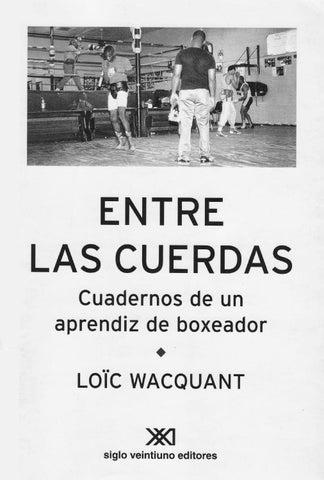 entre las cuerdas by Nickolas Gonzalez - issuu 13ad1fb94f6