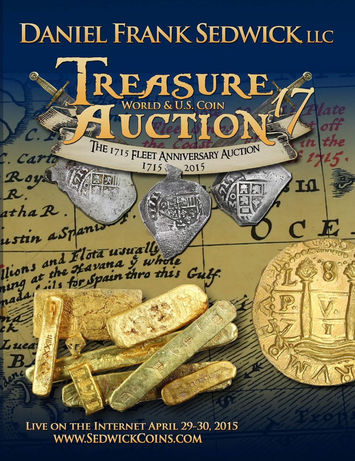 foto de Treasure, World & U.S. Coin Auction 17 by Daniel Frank Sedwick ...