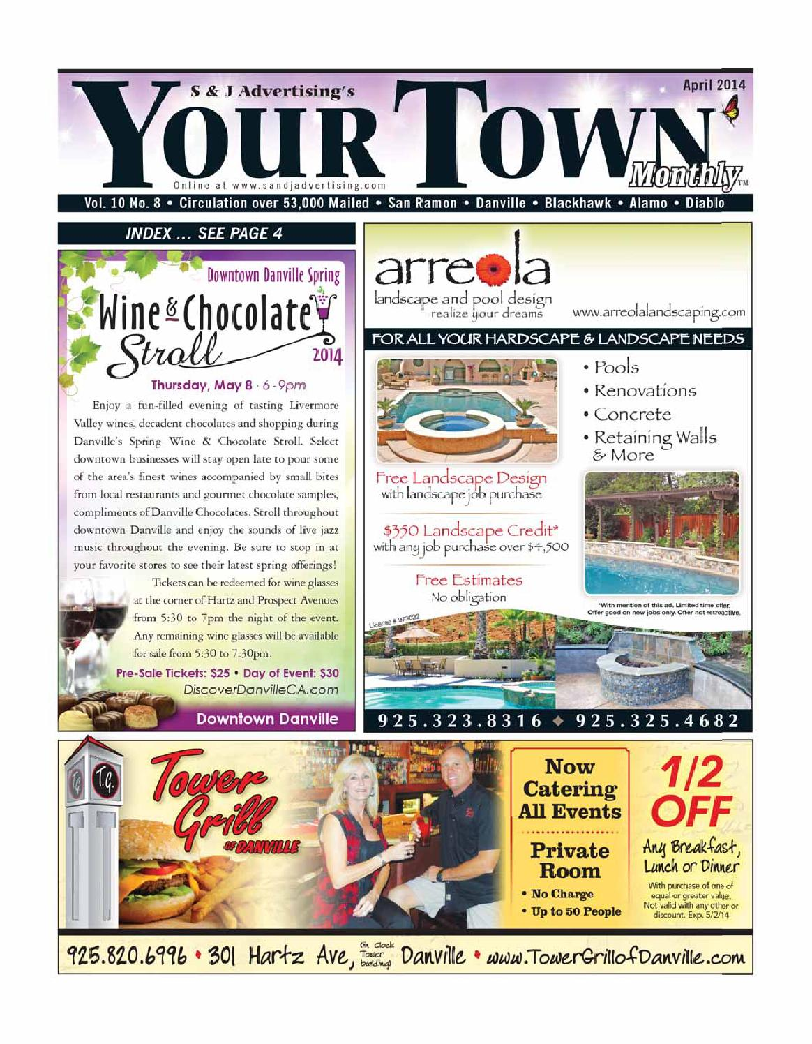 san ramon danville april 2014 by your town monthly issuu