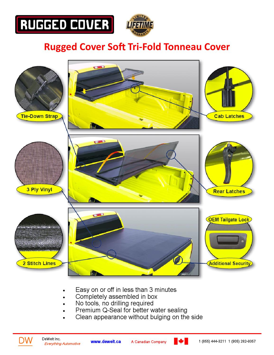 1 Rugged Cover By Factory Finish Customs Inc Issuu