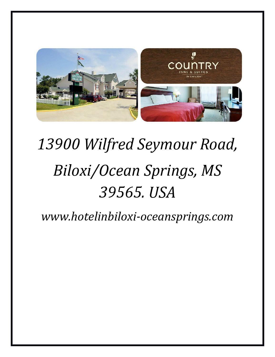 Hotels Near Ocean Springs Ms
