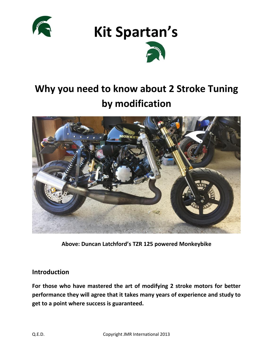 2 Stroke Tuning: A Guide by Kit Spartan - issuu