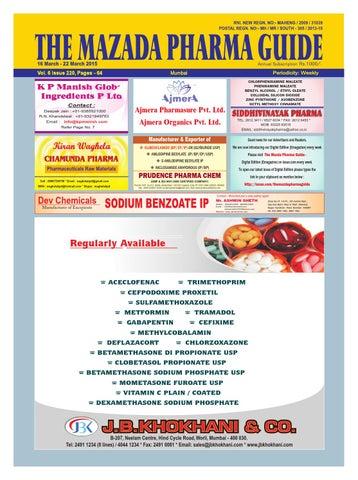 the mazda pharma guide 16mar 22mar 2015 by the mazada pharma guide rh issuu com Welcome Banner Welcome Employee Guide