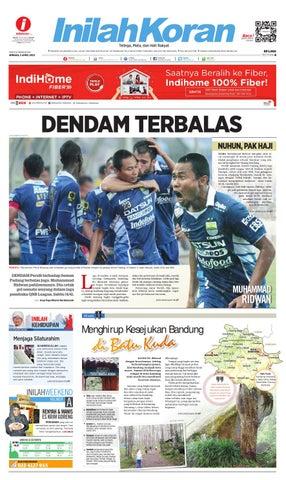 DENDAM TERBALAS by inilah koran - issuu 32d25783da