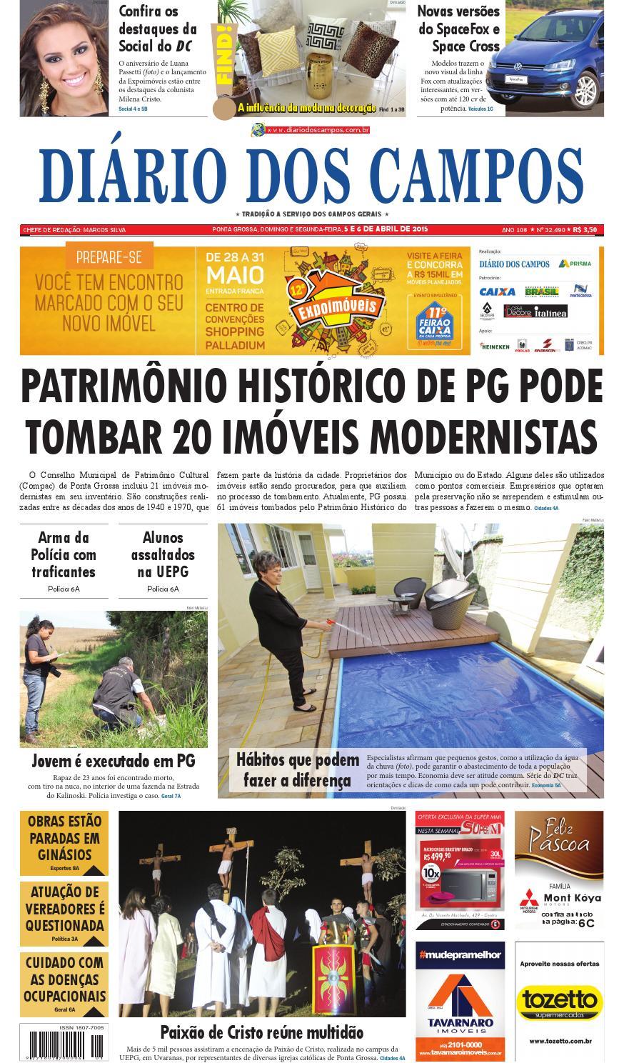 ab9bf4c871 Ed32490 by Diário dos Campos - issuu