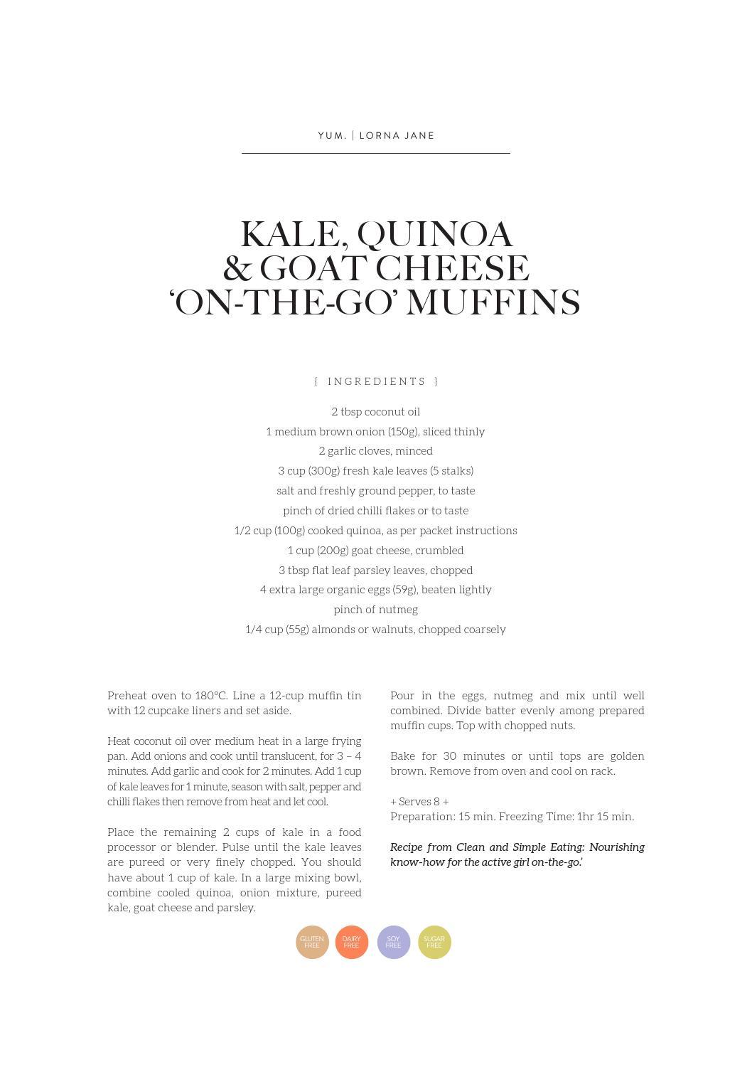 yum  Gluten Free Magazine April 2015