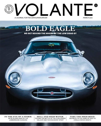 f478703f7c31d6 Volante Magazine - Issue 2 - March 2015 by Firefly Communications ...