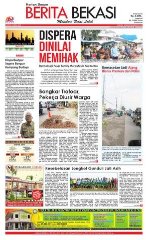Dispera Dinilai Memihak by BERITA BEKASI - issuu 84d350a77d