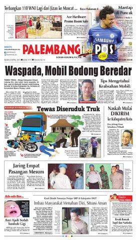 PALEMBANG POS EDISI SENIN 6 APRIL 2015 by Palembang Pos - issuu a18c15e505