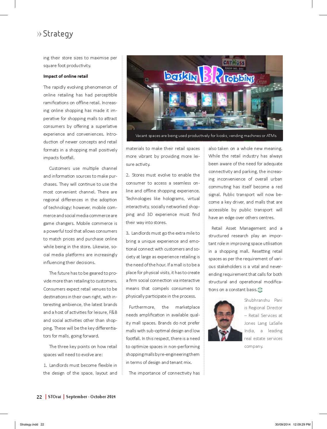 STOrai Magazine: September - October 2014 by Retailers