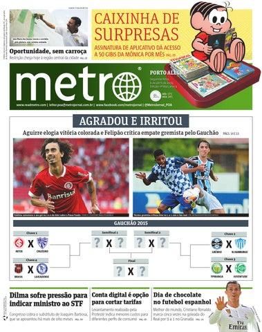 18ed400ac1b49 O Metro Jornal é impresso em papel certificado FSC