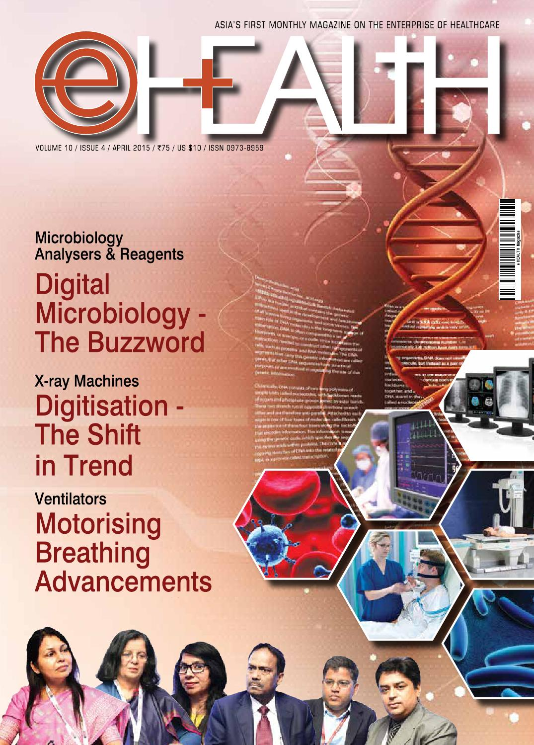 issuu.com - eHealth Magazine - Elets Technomedia Pvt Ltd - eHEALTH April 2015