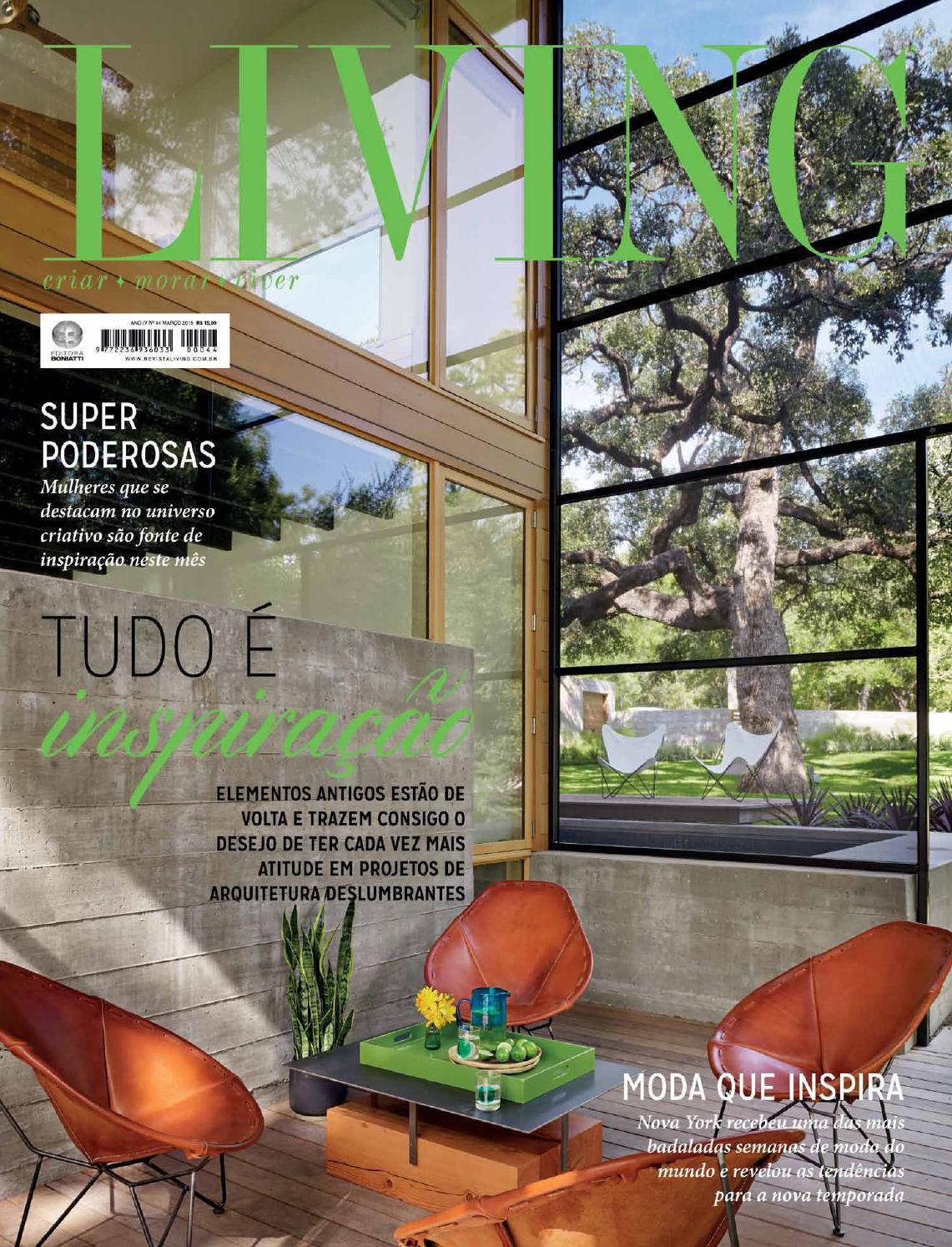 Revista Living - Edição nº44 - Março de 2015 by Revista Living - issuu 07bd828ef6