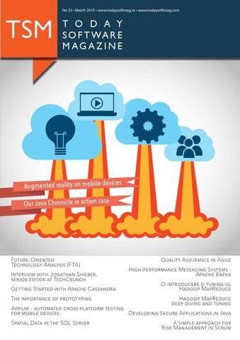 Issue 33 - March - Today Software Magazine by Today Software