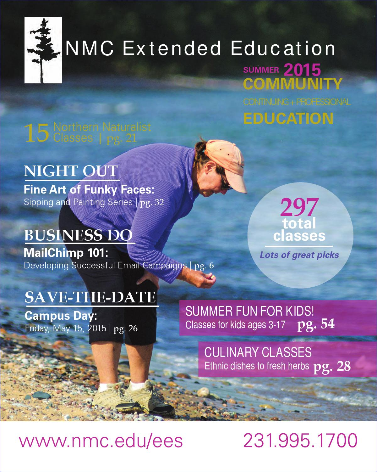 NMC Learn for Life Summer 2015 Extended Ed Class Catalog by ...