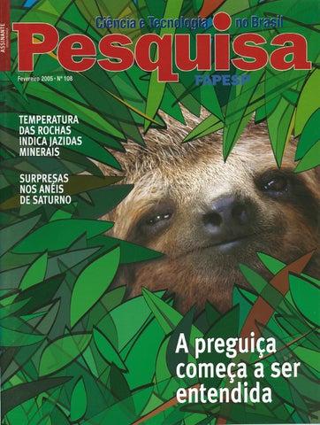 16de7075b A preguiça começa a ser entendida by Pesquisa Fapesp - issuu
