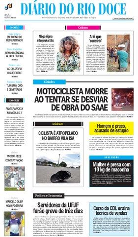 Diário do Rio Doce - Edição de 07 04 2015 by Diário do Rio Doce - issuu 6857e935787ae
