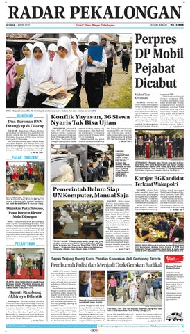 Radar pekalongan 7 april 2015 by Radar Pekalongan - issuu 687b38224c
