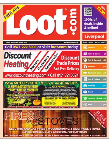 81c20164 Loot Liverpool 20th March 2015 by Loot - issuu