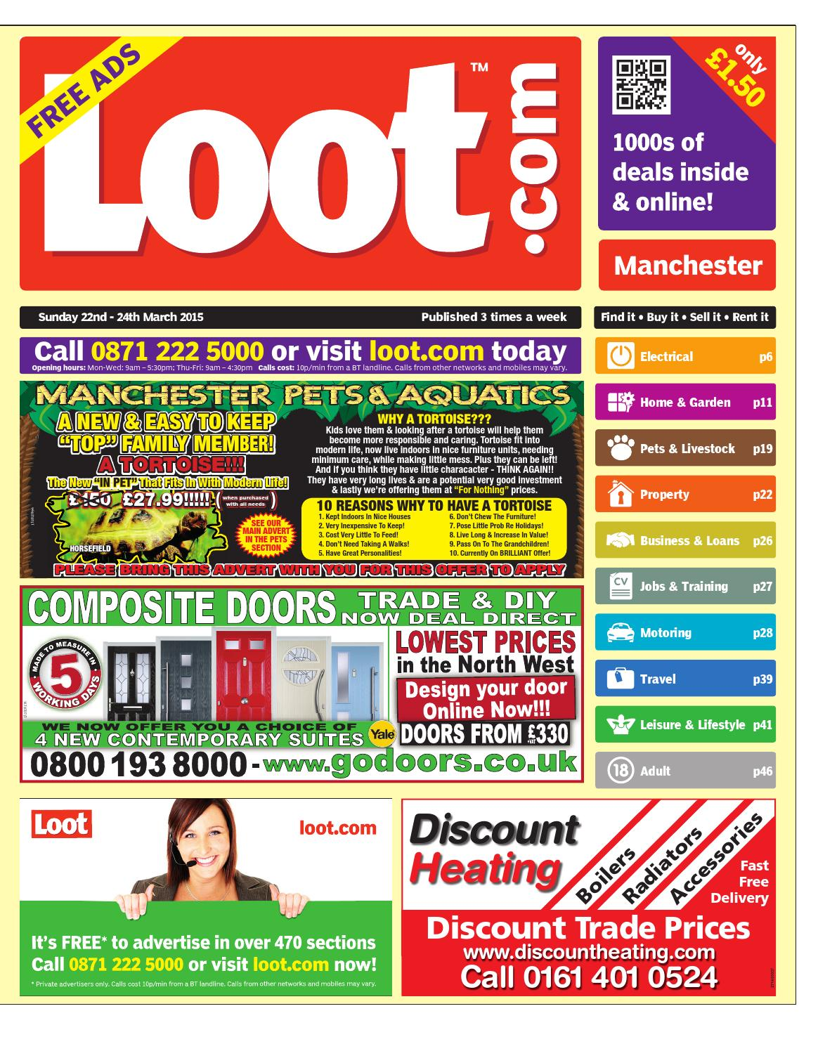 Loot Manchester 22nd March 2015 by Loot issuu