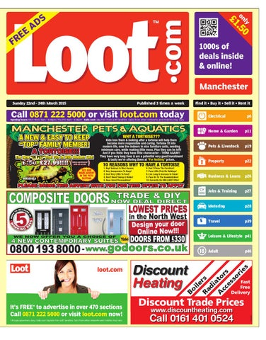 Loot Manchester 22nd March 2015 by Loot - issuu on