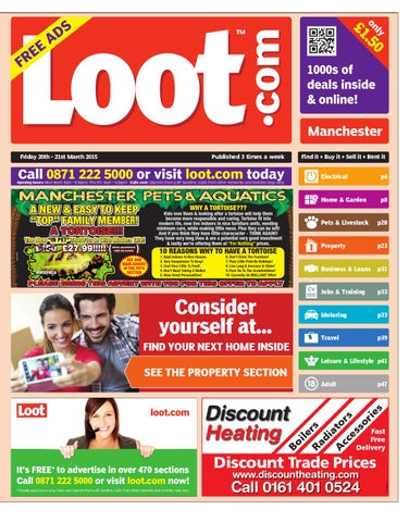 Loot Manchester 20th March 2015 by Loot - issuu 6fe23825e