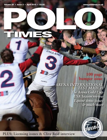 Polo Times Apr15 by Edit - issuu 8f6f79a2d812d