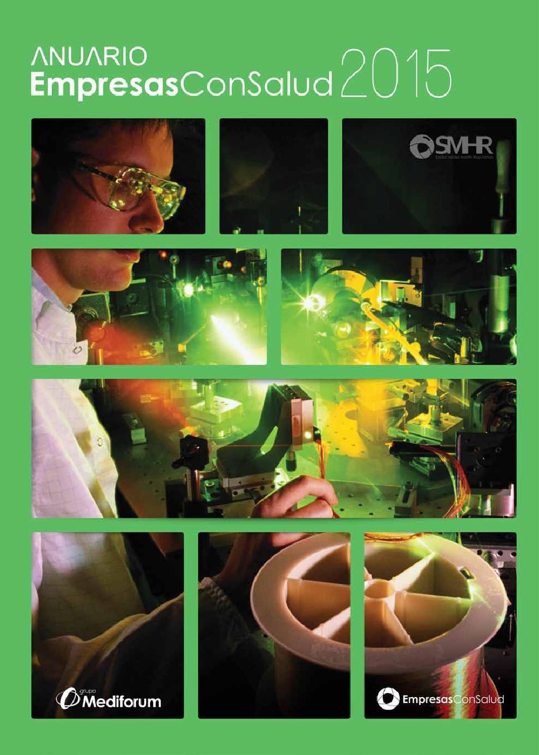 Anuario EmpresasConSalud 2015 by ConSalud.es - issuu 79ce74d928