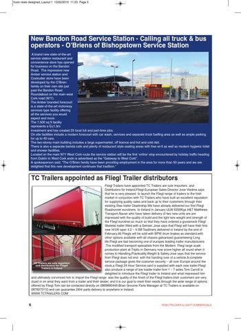 825993393c8da7 Irish Trucker   Light Commercials magazine February 2015 by Lynn ...