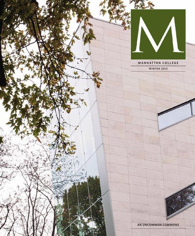 ad7fe3c87 Manhattan College Alumni Magazine Winter 2015 by Manhattan College ...