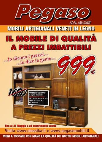 Volantino Aprile Pegaso by PegasoMobili - issuu