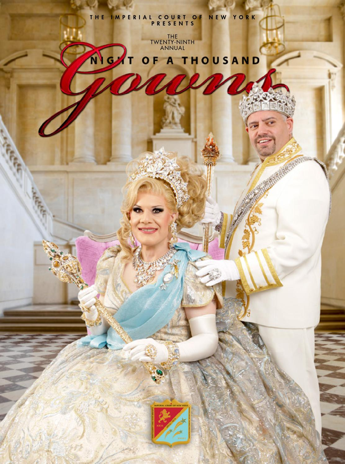 29th Annual Night of a Thousand Gowns by Night of a Thousand Gowns ...