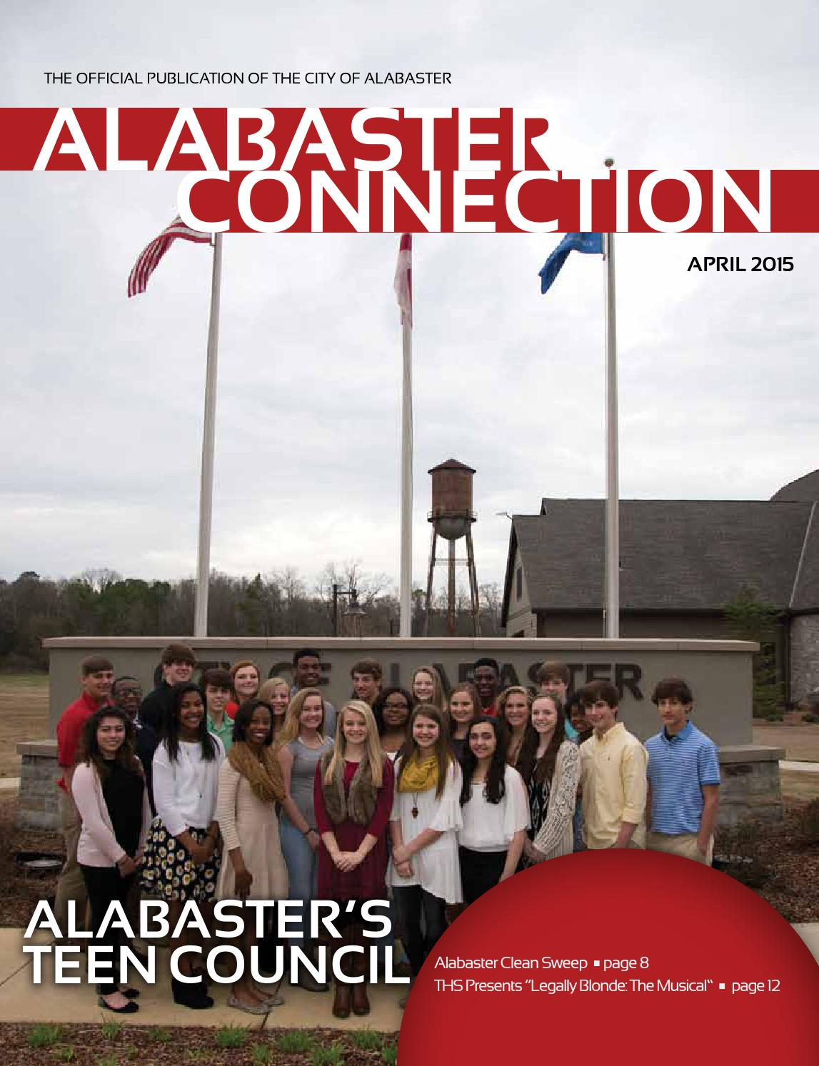 April 2015 Alabaster Connection By Me2graphicsllc Issuu