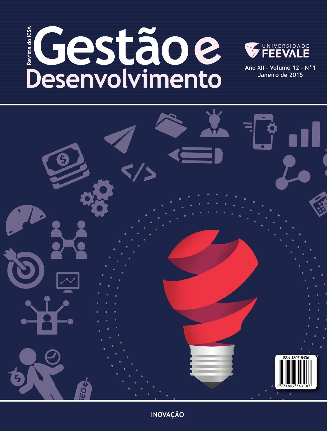 Revista gesto e desenvolvimento janeiro 2015 by universidade revista gesto e desenvolvimento janeiro 2015 by universidade feevale issuu fandeluxe Choice Image