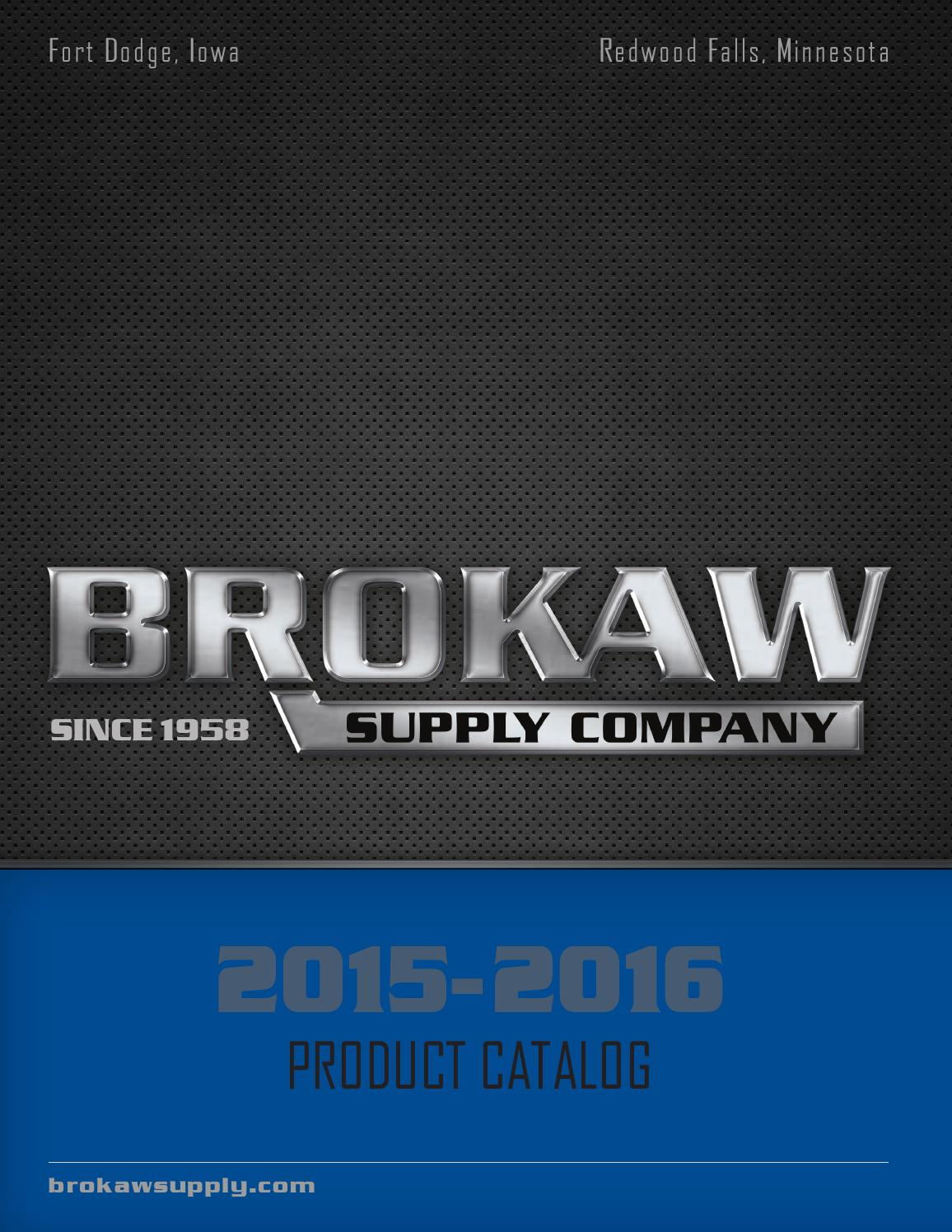 Brokaw 2015-2016 Parts Catalog by CPostMarketing - issuu on
