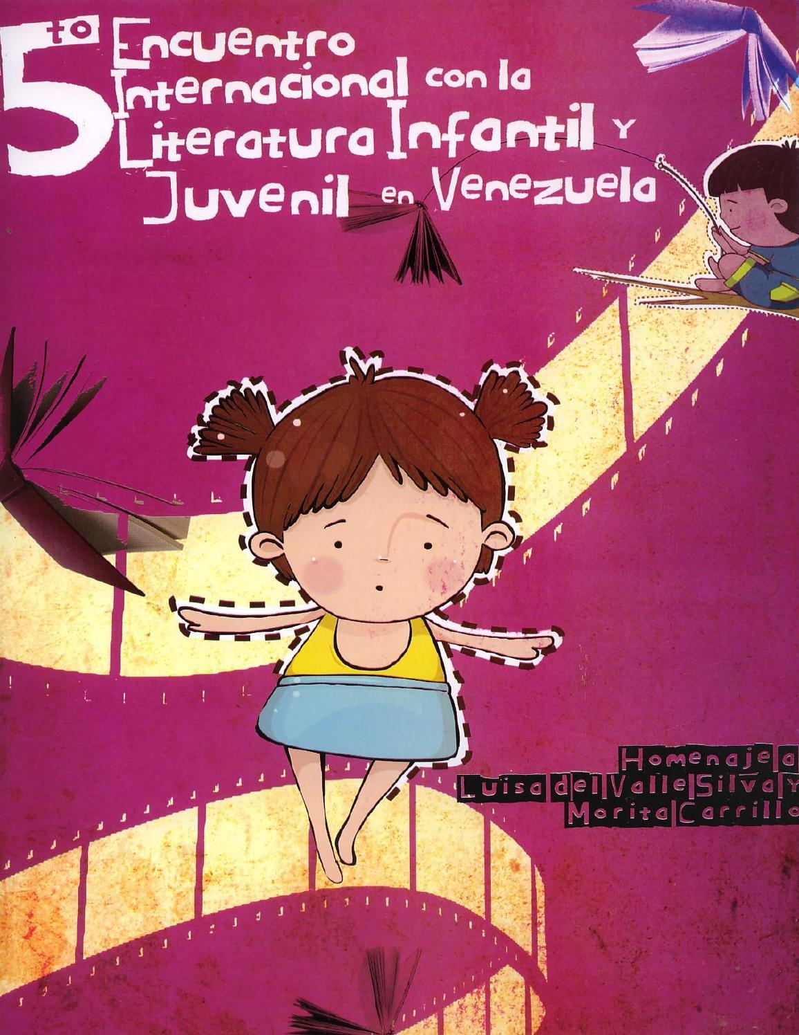 Memorias 5to encuentro de literatura infantil y juvenil by La Tinta ...