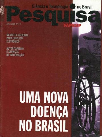 dca8f839a54f8 Uma nova doença no Brasil by Pesquisa Fapesp - issuu