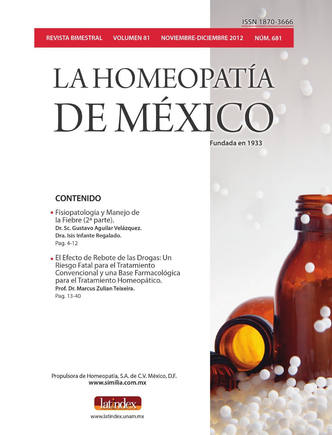 tratamiento homeopático para la prostatitis bacteriana