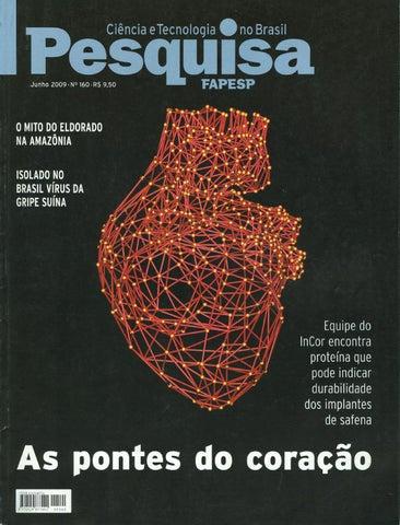 7cfe563675 As pontes do coração by Pesquisa Fapesp - issuu