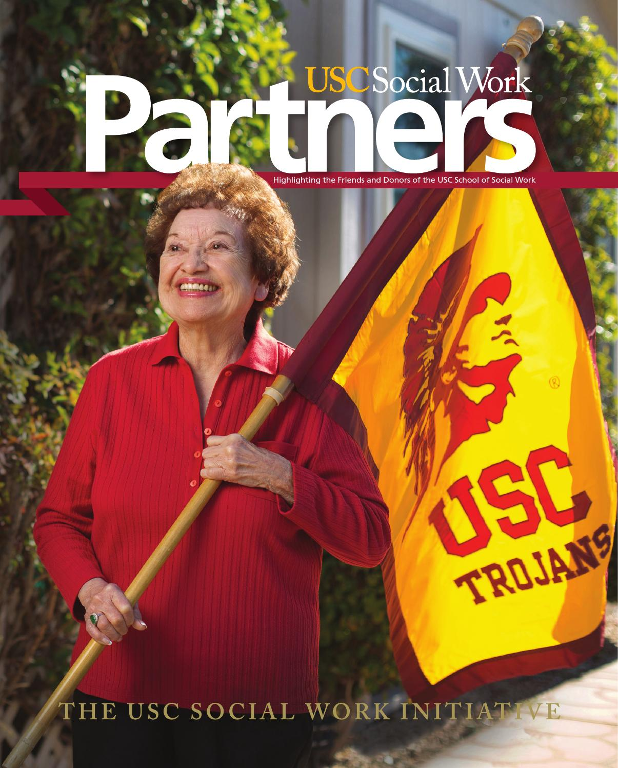 Social Work Quotes Sayings: Partners Inaugural Issue By USC Suzanne Dworak-Peck School