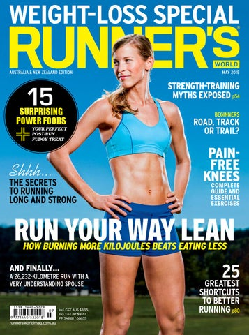73f7aedb921 Runner s World May 2015 by Runner s World magazine Australia   New ...