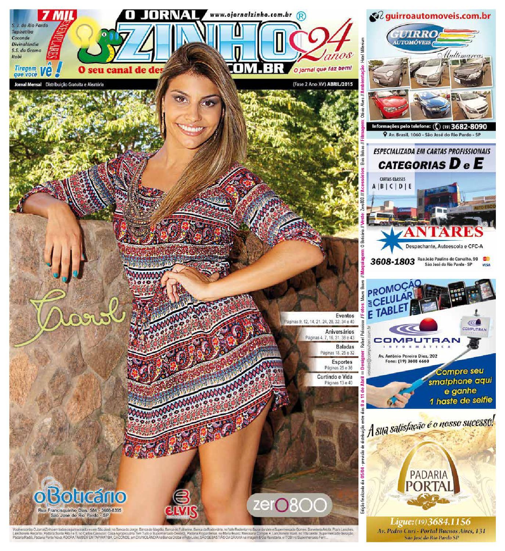 1a3cc7545dc53 O Jornalzinho - Abril 2015 by O JornalZinho - issuu