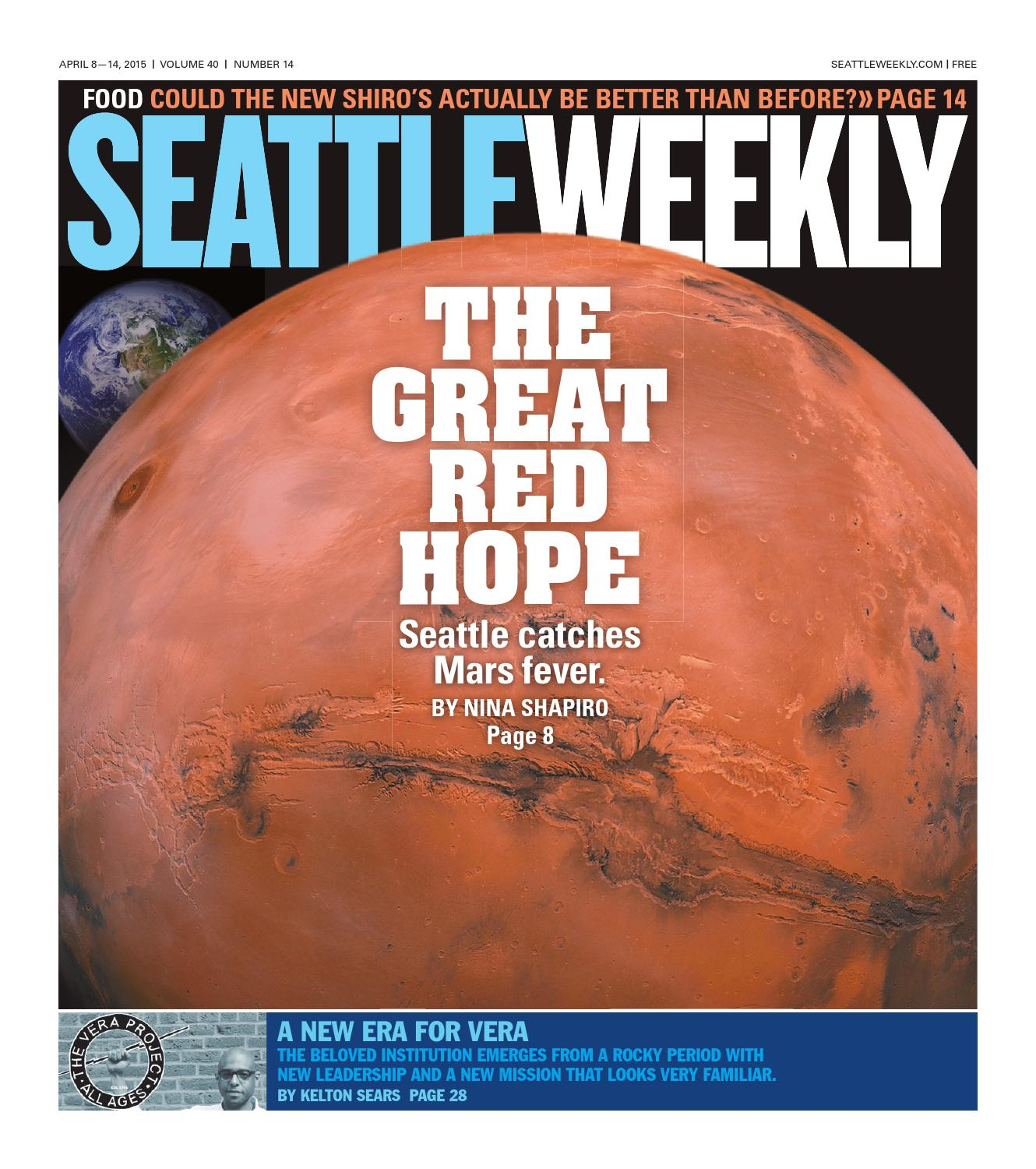 Seattle Weekly April 08 2015 By Sound Publishing Issuu Kevin And Kris Backpack 653b Red