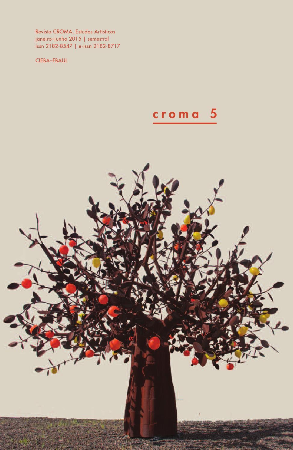 CROMA 5 by belas-artes ulisboa - issuu efe428598b180