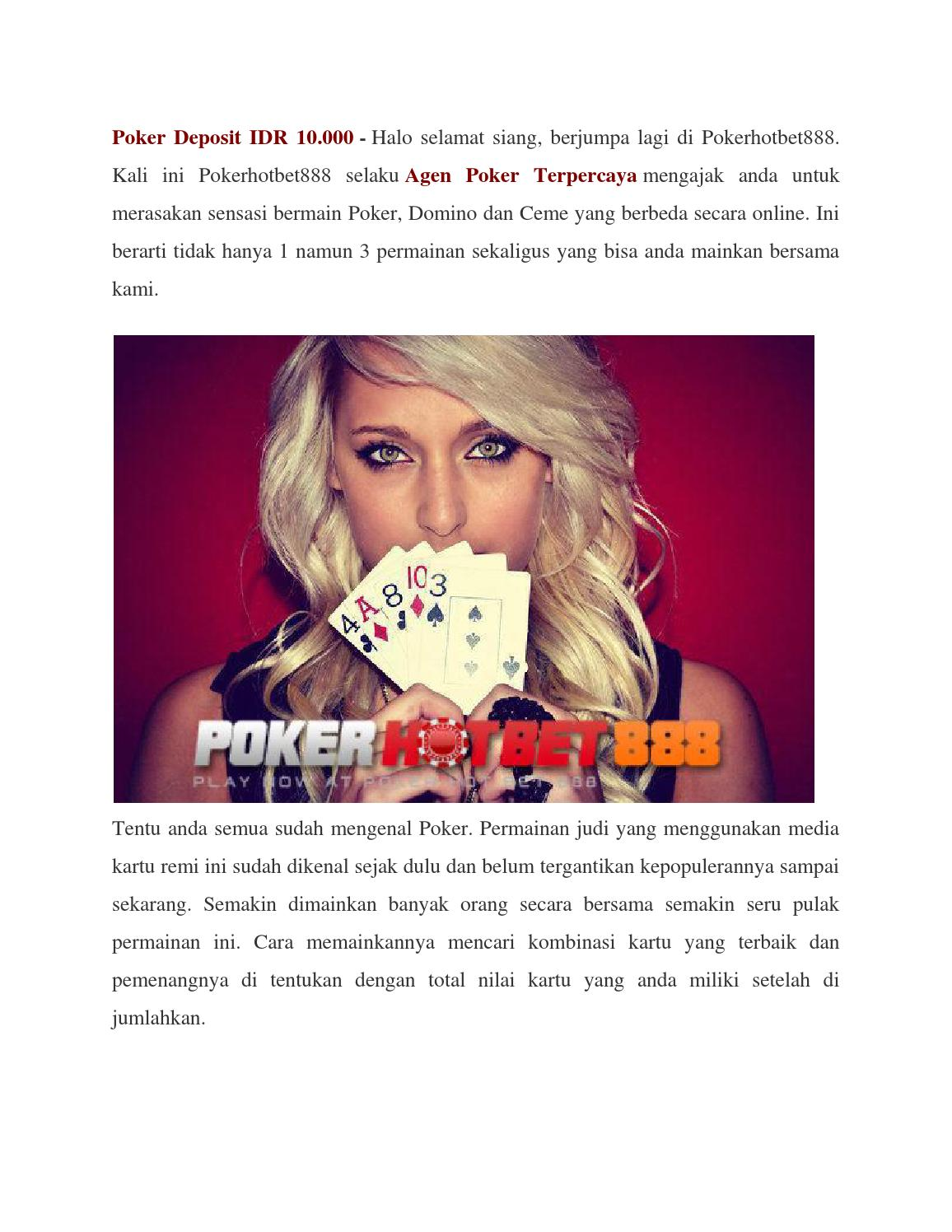 Poker Idr