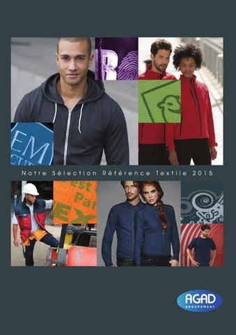 AGAD - Référence Textile 2015 by Référence Textile - issuu 012c22c11a6b